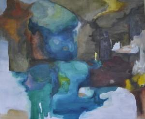 Oil painting, fine art